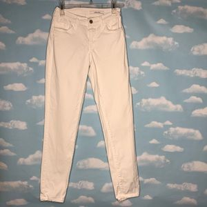 J Brand- White (Ellis Awaken) Straight Lg Pants 23